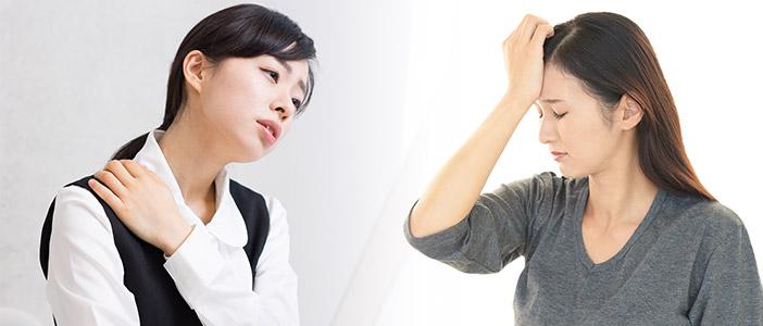 肩こり・頭痛1